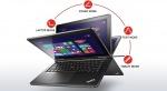 Obrázok produktu Lenovo ThinkPad YOGA 12 i7-5500U, Win8.1Pro, čierny