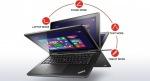 Obrázok produktu Lenovo ThinkPad Yoga 12 i3-5005U, Win8.1, čierny