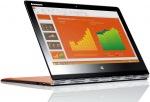 Obrázok produktu Lenovo IdeaPad YOGA 3 PRO M-5Y51, IPS, 128GB SSD, Win8.1, oranžový