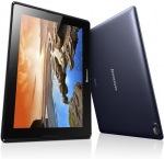 """Obrázok produktu Lenovo IdeaTab A10-70, 10"""" IPS, 16GB, 1GB RAM, modrý"""