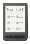 Obrázok produktu Pocketbook 626 Touch Lux 3, Carta e-ink, šedý