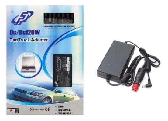 Auto / Truck adaptér k notebooku - CAR/TRUCK 120W FSP