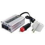 Obrázok produktu WE Měnič napětí DC / AC 12V  /  230V,  150W,  USB,  mini