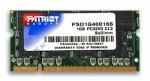 Obrázok produktu Patriot, 400Mhz, 1GB, SO-DIMM DDR ram