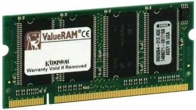 Kingston, 667Mhz, 2GB, SO-DIMM DDR2 ram - KVR667D2S5/2G