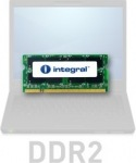 Obrázok produktu Integral, 667Mhz, 2GB, SO-DIMM DDR2 ram