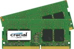 Obrázok produktu SO-DIMM kit 32GB DDR4 - 2400 MHz Crucial CL17 DR x8,  2x16GB