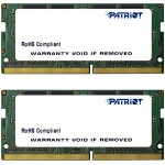 Obrázok produktu SO-DIMM 8GB DDR4-2133MHz Patriot CL15,  2x4GB