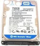 Obrázok produktu Western Digital Scorpio Blue, 750GB