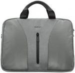 "Obrázok produktu Smartsuit 16"" Carrybag Briefcase, strieborná flamengo"