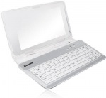 Obrázok produktu Tablet mini keyboard 7, púzdro s klávesnicou, biele