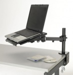 Obrázok produktu Arm for notebook (desk) - black