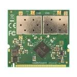 Obrázok produktu MIKROTIK RouterBOARD R52HnD Dual-band miniPCI card 802.11a / b / g / n (MMCX)