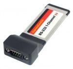 Obrázok produktu 4World radič ExpressCard | RS-232 (serial) x1