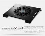 """Obrázok produktu chladiaci podstavec Coolermaster CMC3 pro NTB 12-15"""" čierny, 20cm ventilátor"""