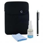 Obrázok produktu 4World SADA pre tablety 10.1   | black rukáv | stylus | čistejšie 30ml | handrič