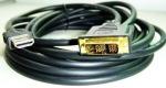 Obrázok produktu Gembird redukcia, HDMI na DVI, 5m