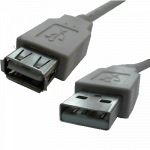 Obrázok produktu Datacom USB 2.0, predlžovací, 3m