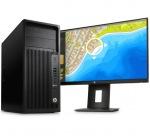 Obrázok produktu HP Z240 TWR 400W  E5-1225v5 / 8GB / 1TB / DVD / NVIDIA K620 / 3NBD / 7+10P