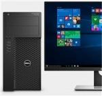 Obrázok produktu Dell Precision T3620 / Xeon E3-1240 v5 / 16GB / 256GB SSD + 2TB / Quadro M2000 / DVD RW /