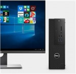 Obrázok produktu Dell Precision T3420 / Xeon E3-1220 v5 / 16GB / 256GB SSD / Quadro K620 / DVD RW / Kb / Mo