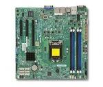 Obrázok produktu Supermicro MB Xeon E3-1200V3   X10SLM+-F   C224 2xGLAN RAID