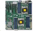 Obrázok produktu Supermicro X10DRI 2xLGA2011-3,  iC612 16x DDR4 ECC, 10xSATA3, (PCI-E 3.0 / 3, 3(x16, x8),