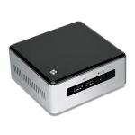 "Obrázok produktu Intel NUC Kit 5I5MYHE i5 / USB3 / mDP / eDP / WF / M.2 / 2, 5"""
