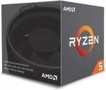 Obrázok produktu AMD Ryzen 5 1500X, Wraith spire chladič