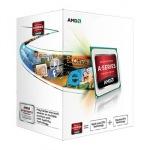 Obrázok produktu AMD APU A6-6400K,  Dual Core,  3.90GHz,  1MB,  FM2,  32nm,  65W,  VGA,  BOX,  BE