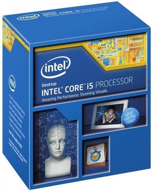 Intel Core i5-4690 - BX80646I54690