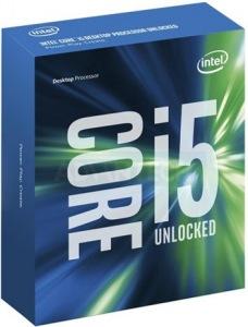 Obrázok produktu Intel Core i5-6600K, Box