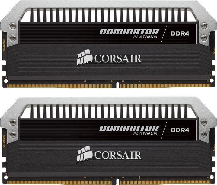 Corsair Dominator Platinum DDR4 - CMD16GX4M2E4000C19