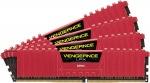 Obrázok produktu Corsair Vengeance LPX Red, 2133Mhz, 4x4GB, DDR4 ram, XMP 2,0