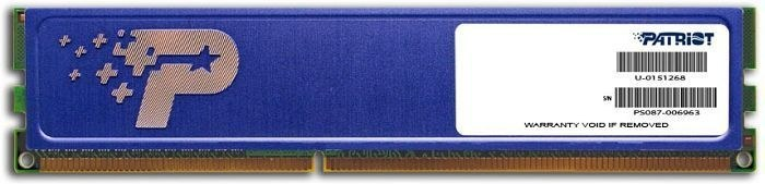 Patriot 8GB DDR3 - PSD38G13332H