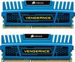 Obrázok produktu Corsair Vengeance Blue, 1600Mhz, 2x4GB, DDR3 ram, XMP