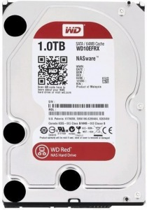 Obrázok produktu Western Digital Red WD10EFRX, 1TB