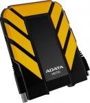 Obrázok produktu ADATA HD710 DashDrive Durable, 1TB, žltý