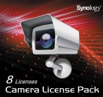 Obrázok produktu Synology Camera License Pack x 8pack