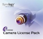Obrázok produktu Synology Camera License Pack x 4pack