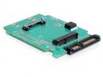 Obrázok produktu Delock adaptér SATA 22 pin > mSATA