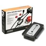 Obrázok produktu AXAGO USB2.0 - SATA / IDE adapter vč.AC