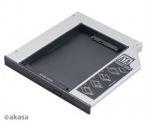 "Obrázok produktu AKASA AK-OA2SSA-BK N.Stor, for 2, 5"" SATA / SSD to SATA"