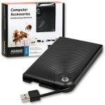 """Obrázok produktu Axago Wave box, box 2,5"""", USB"""