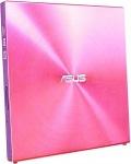 Obrázok produktu ASUS External Slim SDRW-08U5S-U, ružová, retail