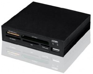 Obrázok produktu I-BOX Čítačka kariet 85v1 USB, interná, čierna