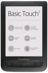 Obrázok produktu Pocketbook 625 Basic Touch,  černý