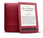 Obrázok produktu Pocketbook 626 Touch Lux 3,  Carta e-ink,  červený