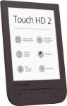 Obrázok produktu Pocketbook 631+ Touch HD 2, tmavě hnědá
