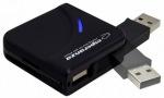 Obrázok produktu ESPERANZA EA130 All in One čítačka kariet, USB 2.0